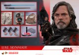 Hot Toys Star Wars The Last Jedi Luke Skywalker 1/6 Scale AF