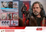 Hot Toys Star Wars The Last Jedi Luke Skywalker Deluxe Version 1/6 AF