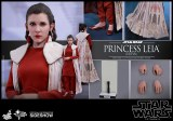 Hot Toys Star Wars Empire Strikes Back Princess Leia Organa Bespin Gown 1/6 Action Figure
