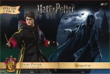 Harry Potter and the Goblet of Fire Dementor/Harry Potter Triwizard AF 2 Pack