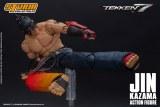 Tekken 7 Jin Kazama 1/12 Action Figure