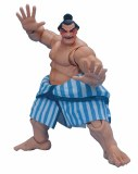 Street Fighter V E Honda Champion Edition 1/12 Action Figure