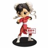 Street Fighter Q-Posket Chun Li Fig Red Version