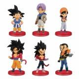 Dragon Ball GT World Coll Figurine