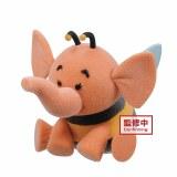 Winnie the Pooh Fluffy Puffy Petit V2 Heffalump Figurine