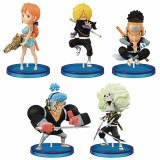One Piece Wano Country Style 2 World Collection Figurine