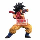 DragonBall Super World Colosseum 3 Master Stars SS4 Son Goku Figurine