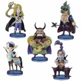 One Piece World Collectible Beasts Pirates 2 Boxed Figure
