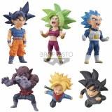 Dragon Ball Super World Coll V6 Battle of Saiyans Boxed Figurine