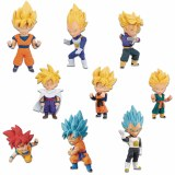 Dragon Ball Super World Collectible Saiyan Blind Box Figure
