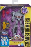TransFormers BumbleBee Cyberverse Adventures Megatron Action Figure