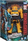 Transformers Earthrise War for Cybertron Voyager Class Autobot Grapple AF