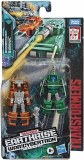 TransFormers Earthrise War for Cybertron Bombshock/Growl Micromasters AF 2 Pack