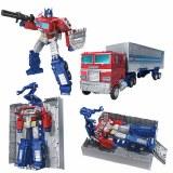 Transformers Earthrise War for Cybertron Leader Optimus Prime Trailer AF