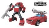 Transformers Earthrise War for Cybertron Cliffjumper AF