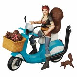 Marvel Legends Riders Squirrel Girl and Vespa Action Figure Set