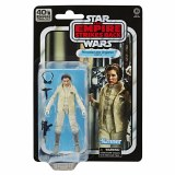 Star Wars Black ESB 40th Hoth Princess Leia 6in AF
