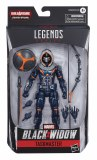 Marvel Legends Black Widow Movie Taskmaster Action Figure