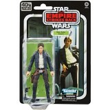 Star Wars Black ESB 40th Bespin Han Solo 6in AF