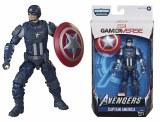 Marvel Legends Avengers Video Game Captain America Action Figure