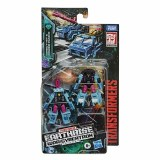 Transformers Earthrise War for Cybertron Direct-Hit/Power Punch Micromasters AF 2 Pack