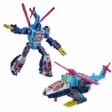 Transformers Generations Select War for Cybertron Deluxe Rotorstorm Action Figure