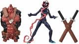 Marvel Legends Venom Maximum Venom Ghost Spider Venomized Action Figure