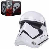 Star Wars Black First Order Stormtrooper Electronic Helmet
