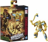 Transformers Kingdom War for Cybertron Cheetor Deluxe Action Figure