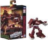 Transformers Kingdom War for Cybertron Warpath Deluxe Action Figure