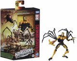 Transformers Kingdom War for Cybertron Blackarachnia Deluxe Action Figure