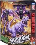 Transformers Kingdom War for Cybertron Megatron Beast Leader Class Action Figure