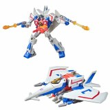 Transformers Bumblebee Cyberverse Adventures Starscream Action Figure