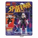 Marvel Legends Spider-Man Retro Carded Black Cat Action Figure