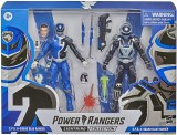 Power Rangers Lightning Collection S.P.D Blue Ranger A and B Squad AF 2 Pack