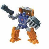 Transformers Kingdom War for Cybertron Huffer Deluxe Action Figure