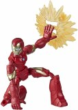 Avengers Bend and Flex Iron Man Action Figure