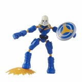 Avengers Bend and Flex Taskmaster Action Figure