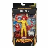 Marvel Legends Firestar Action Figure