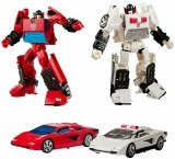 Transformers Generations Select Cordon and Autobot Spin-Out Action Figure 2 Pack