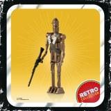 Star Wars The Mandalorian IG-11 Retro 3.75 In Action Figure