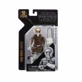 Star Wars Black Han Solo in Hoth Gear Action Figure