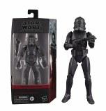 Star Wars Black Bad Batch Elite Squad Trooper 6 In Action Figure