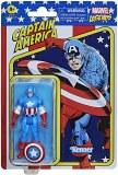 Marvel Legends Retro 3.75 In Captain America Action Figure