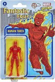 Marvel Legends Retro 3.75 In Human Torch Action Figure