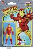 Marvel Legends Retro 3.75 In Iron Man Action Figure