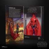Star Wars Black LucasFilm 50th Anniversary Kir Kanos/Carnor Jax 6 In Action Figure