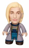SDCC Doctor Who Titans 13th Doctor Blue Coat 6.5 In Vinyl Fig