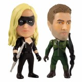 Arrow TV Arrow/Canary Titan Hero NYCC Exclusive Vinyl Figure 2 Pack