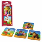 Super Mario Bros 3D Lenticular Coasters 8-Pack